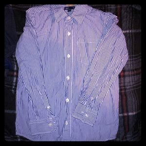 dress up shirt. (GAP) kids size Large